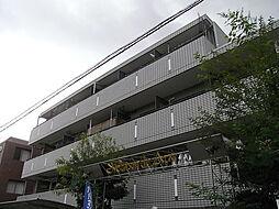 兵庫県神戸市東灘区魚崎中町2丁目の賃貸マンションの外観