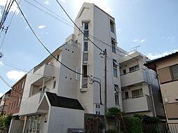 埼玉県所沢市緑町4丁目の賃貸マンションの外観
