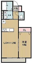 西武新宿線 狭山市駅 徒歩25分の賃貸アパート