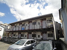 ハイツタカハシ[1階]の外観