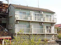 ビューハイム鈴木[2階]の外観
