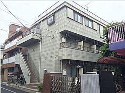ハイツオカモト[1階]の外観