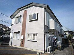 神奈川県横浜市泉区岡津町の賃貸アパートの外観