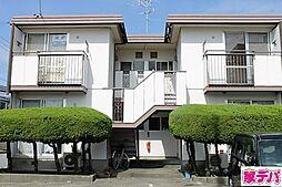 愛知県岡崎市上里3丁目の賃貸アパートの外観