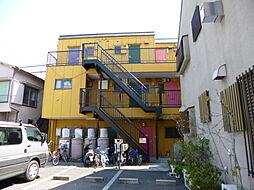 高木コーポ[305号室]の外観