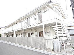 神奈川県座間市緑ケ丘4丁目の賃貸アパートの外観
