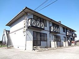 滋賀県犬上郡豊郷町大字四十九院の賃貸アパートの外観