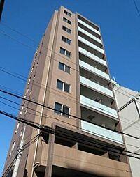 ディアレイシャス上野浅草[2階]の外観