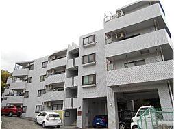 神奈川県横浜市青葉区美しが丘2丁目の賃貸マンションの外観