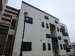 福岡県福岡市博多区上呉服町の賃貸アパートの外観