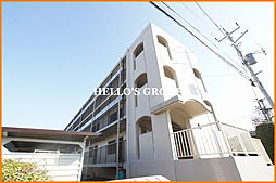 グリーンコーポ金田ユング[3階]の外観