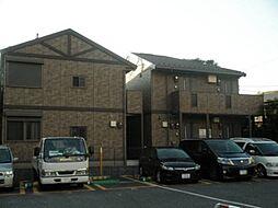 千葉県船橋市本町1丁目の賃貸アパートの外観