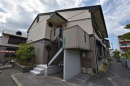 大阪府堺市中区土師町2丁の賃貸アパートの外観