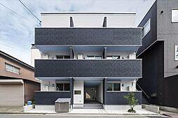 フォレスティ船堀(フォレスティフナボリ)[3階]の外観