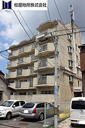 愛知県豊橋市東雲町の賃貸アパートの外観