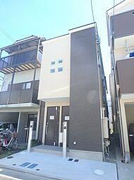 兵庫県川西市東久代1丁目の賃貸アパートの外観