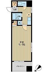 プライムアーバン日本橋人形町[3階]の間取り
