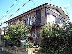 フラット永松[1階]の外観