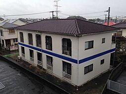 コーポ亜希[105号室]の外観