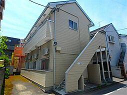 セントハイム西橋本壱番館[203号室]の外観