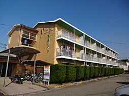 滋賀県東近江市山路町の賃貸マンションの外観