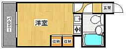 メゾン蓮[3階]の間取り