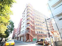 横浜反町クリーンマンション[5階]の外観