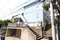 ガーデンハイツ新横浜[201号室]の外観