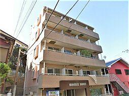 神奈川県大和市柳橋5丁目の賃貸マンションの外観