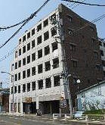 神奈川県横浜市栄区桂町の賃貸マンションの外観