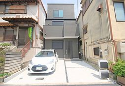 [一戸建] 大阪府寝屋川市高柳7丁目 の賃貸【/】の外観