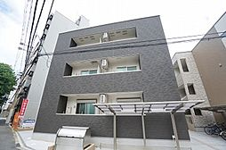 阪急京都本線 上新庄駅 徒歩10分の賃貸アパート