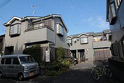 [テラスハウス] 神奈川県川崎市多摩区中野島4丁目 の賃貸【/】の外観