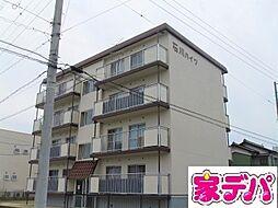 石川ハイツ[401号室]の外観