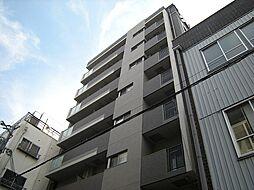 サクラブルーレジデンス[8階]の外観