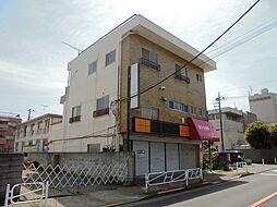 東京都八王子市台町2丁目の賃貸マンションの外観