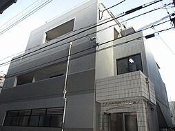 ことぶき淡路マンション[1階]の外観