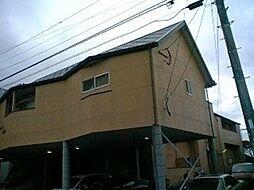 シティベール中村[207号室]の外観