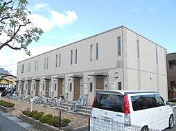 [テラスハウス] 滋賀県守山市金森町 の賃貸【/】の外観