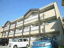 サンクレール北花田[2階]の外観