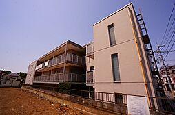 埼玉県朝霞市溝沼5丁目の賃貸マンションの外観