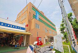 池田グランドコーポ[1階]の外観