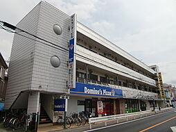 埼玉県所沢市若狭4丁目の賃貸マンションの外観