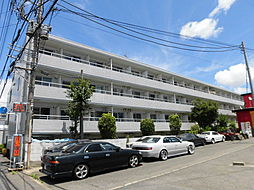 神奈川県大和市福田6丁目の賃貸マンションの外観