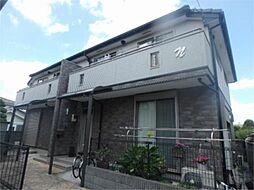[テラスハウス] 東京都府中市日新町3丁目 の賃貸【/】の外観