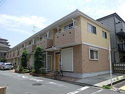 [テラスハウス] 東京都葛飾区東新小岩7丁目 の賃貸【/】の外観