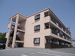 滋賀県米原市中多良2丁目の賃貸マンションの外観