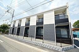JR高崎線 上尾駅 バス10分 馬喰新田下車 徒歩4分の賃貸アパート