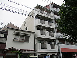 プルシャン西淡路[3階]の外観