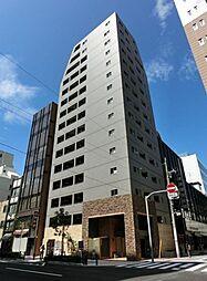 ガラステーション東日本橋[12階]の外観